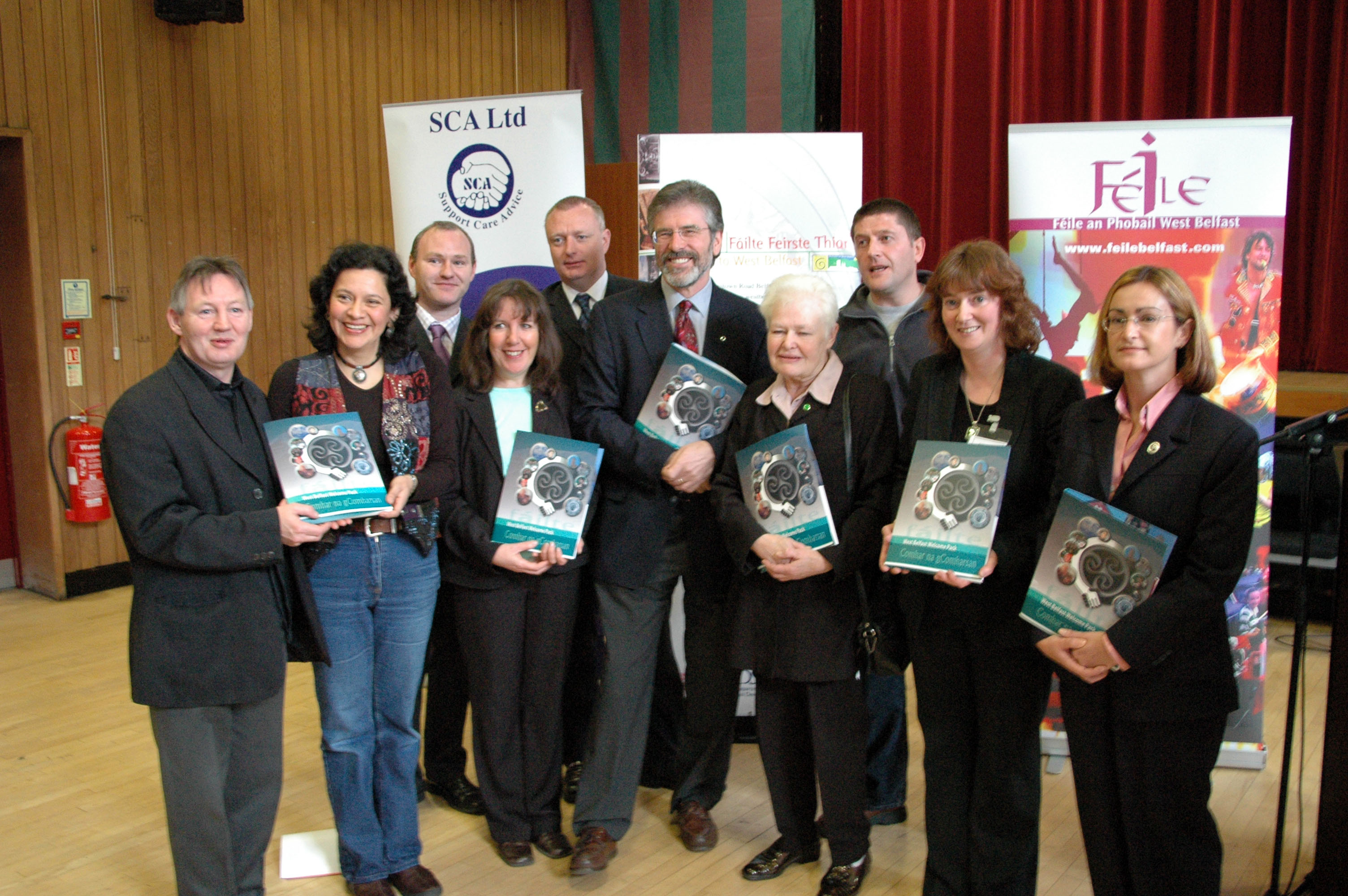 Launch of WARN\'s Welcome Pack
