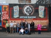 Unveiling of WARN\'s Anti Racism Mural